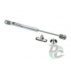 Gas spring for chipboard 100N opening up DC EuroLine
