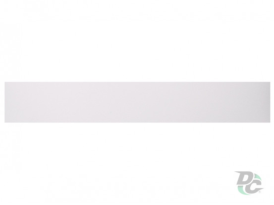 DC PVC edge banding 21/1,8 mm Smooth White K101SM