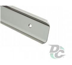 Docking strip angular U-type for table-top 38 mm DC OptimaLine