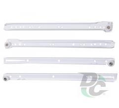 Roller slides L -400 mm  DC OptimaLine