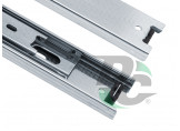 Ball bearing slide L-350mm H-43mm DC StandardLine