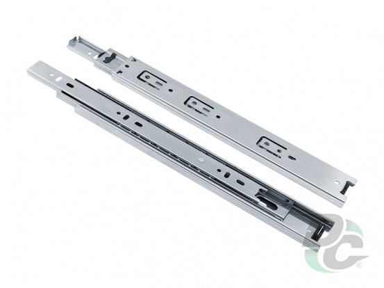Ball bearing slide L-650mm H-43mm DC StandardLine