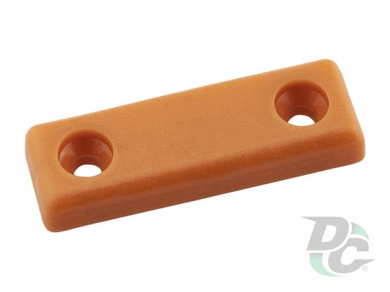 Plastic leg for two srews 5x15x50 mm Cherry DC