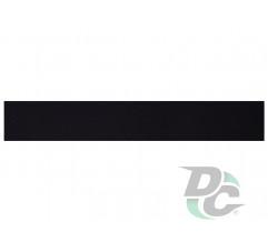 DC PVC edge banding 22/1 mm Rough Black U190PE