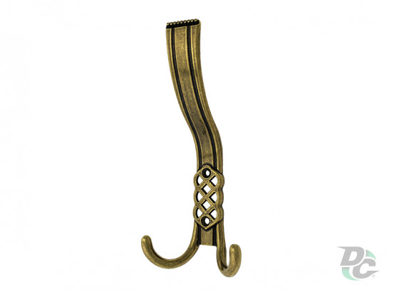 Hook W-112 G4 Antique Bronze DC OptimaLine