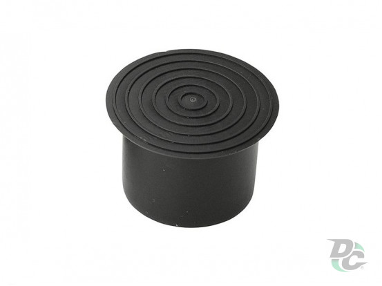 R-15 outer plastic cap for tube d-25mm DC