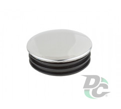 R-17/50 cap for tube d-50mm Chrome DC
