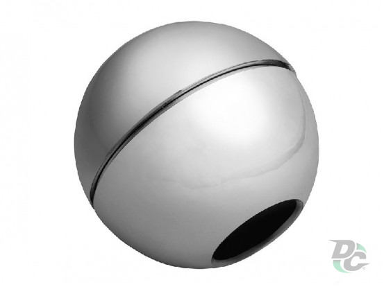 R-23/25 decorative ball  for tube d-25mm