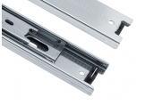 Ball bearing slide L-500mm H-43mm DC EuroLine