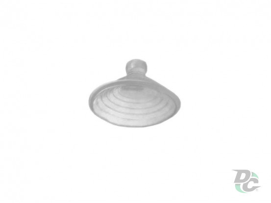 R-40/25 suction cup to R-19 for tube d-25mm DC