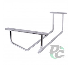 Ceiling glass holder L-400 mm unary DC