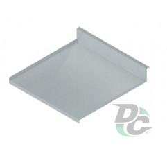 Washer tray L-600 Aluminium