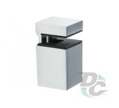 Shelf suppot PL 01 G6 Matt Chrome (Aluminium) DC OptimaLine