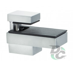 Shelf suppot PL03 G6 Matt Chrome (Aluminium) DC OptimaLine