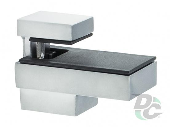 Shelf suppot PL03 G6 Matt Chrome (Aluminium) DC OptimaLine