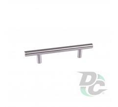 Handle DR 11/128 SS Steel DC EuroLine