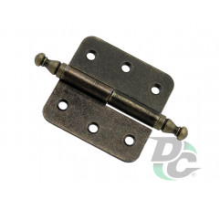 ZS 10 Decorative hinge G-341 Old bronze