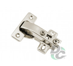 Hinge 180 ° with mounting at blank door DC StandardLine