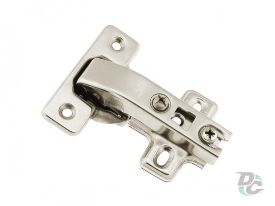 Hinge 180 ° with mounting at blank door DC StandardLine