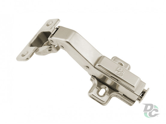 Hinge 135/45 ° Clip On with gas spring DC StandardLine