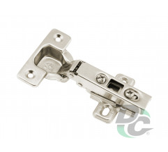 Overlay hinge Clip On DC StandardLine