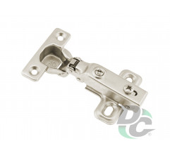Overlay MINI hinge with gas spring DC StandardLine