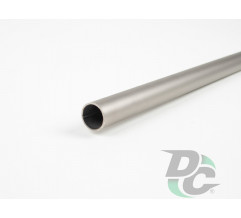 Rail tube L-1000mm Matt Nickel (Satin) DC StandardLine