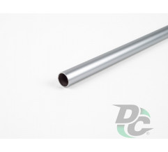 Rail tube L-1000mm Matt Chrome (Aluminium) DC StandardLine