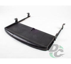 Keyboard tray Black