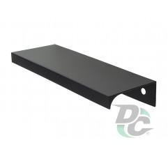 Handle DV-002/96  L-116  BLKM Matte Black DC StandardLine