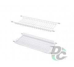 Dish dryer into section 700mm White  DC