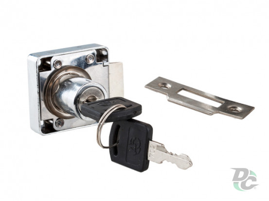 Dead lock KL-338-22 with latch DC