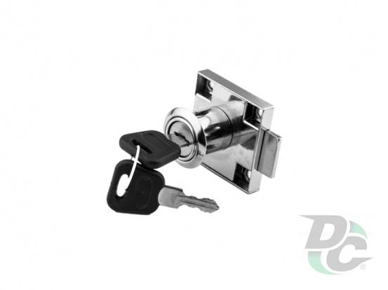 Dead lock KL-138A-22 Chrome DC OptimaLine