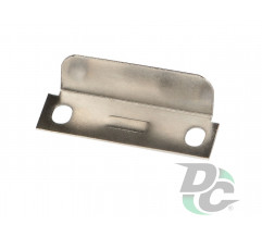 Lock mounting plate DC