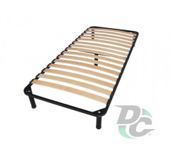 Single bed frame 2000x900 + legs