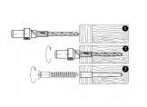 Drill for confirmat screw 6.3х50mm