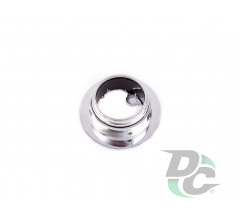 Open-end rod for decorative bar Chome DC OptimaLine