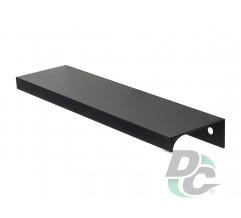 Handle DV-002/128  L-148 BLKM Matte Black DC StandardLine