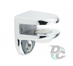 Shelf support for glass shelves DC DM 40 G2 chrome (OL)
