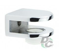 Shelf support for glass shelves DC DM 50 G2 chrome (SL)