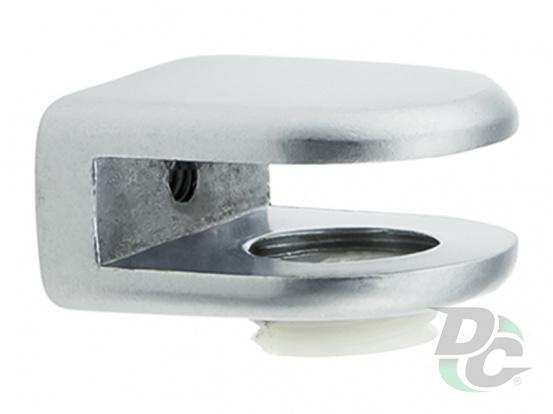 Shelf support for glass shelves DC DM 50 G6 matt chrome (aluminum) (SL)