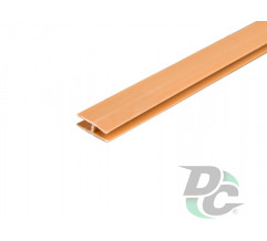 Chipboard joint profile Cherry with 4 mm channel