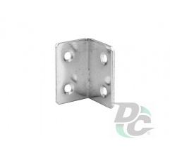 Mounting metal corner 20x20mm DC