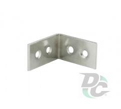 Mounting metal corner 30x30mm DC