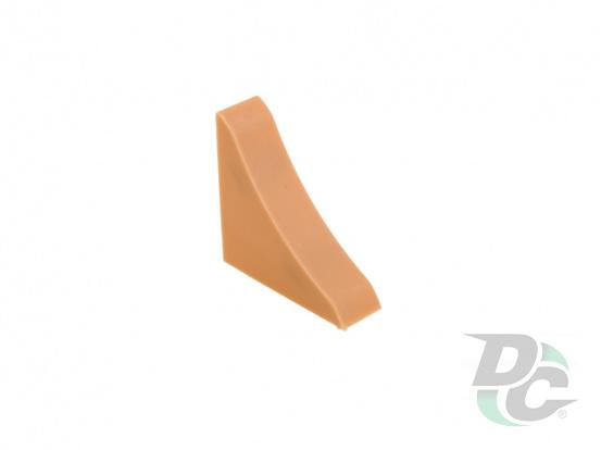 Countertop plinth end  cap DC Alder 209