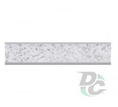 Countertop plinth Grey Chips 108  DC