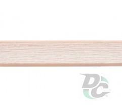 Countertop plinth Milky Oak 120  DC