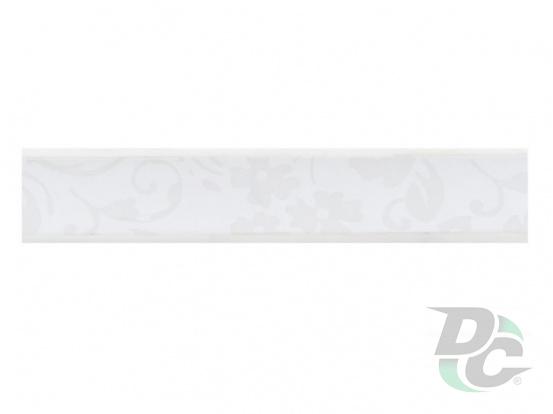 Countertop plinth White-Grey Melange 125 DC