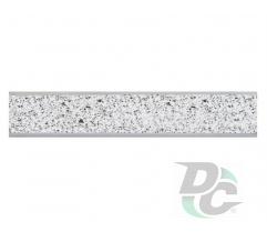 Countertop plinth Grey Chips 36 DC