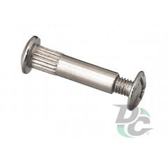 Coupling intersectional bolt diameter M-6mm